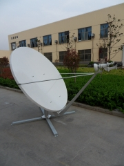 Alignsat 1.8M Earth Station Antenna