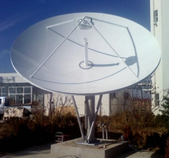 Alignsat 3.7m DBS Band Limit Motion Antenna